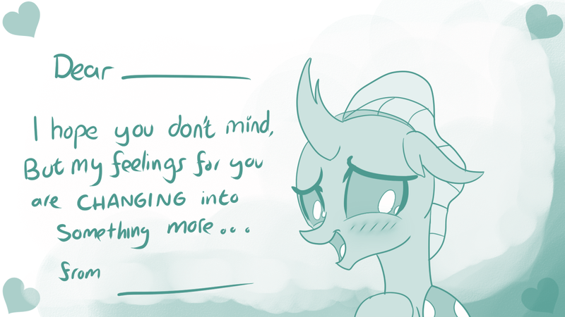 Ask #172 - Hearts and Hooves: Ocellus
