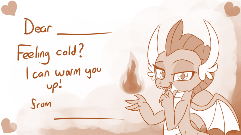 Ask #172 - Hearts and Hooves: Smolder