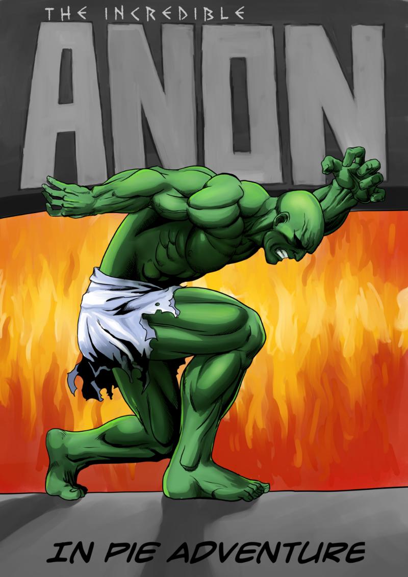 Anon S Pie Adventure Canterlot Comics