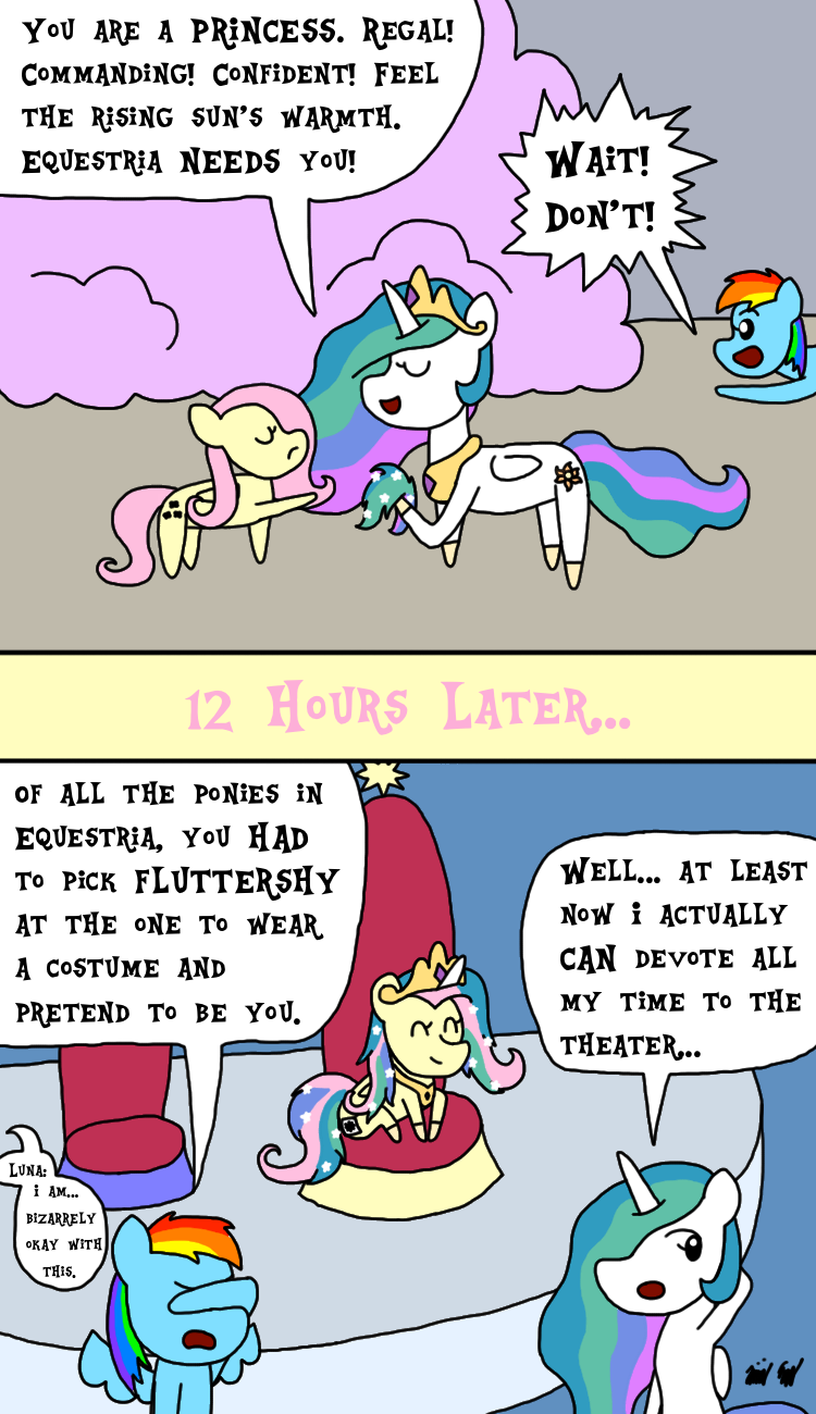 Episode 7: The Dawn of Princess Fluttershy