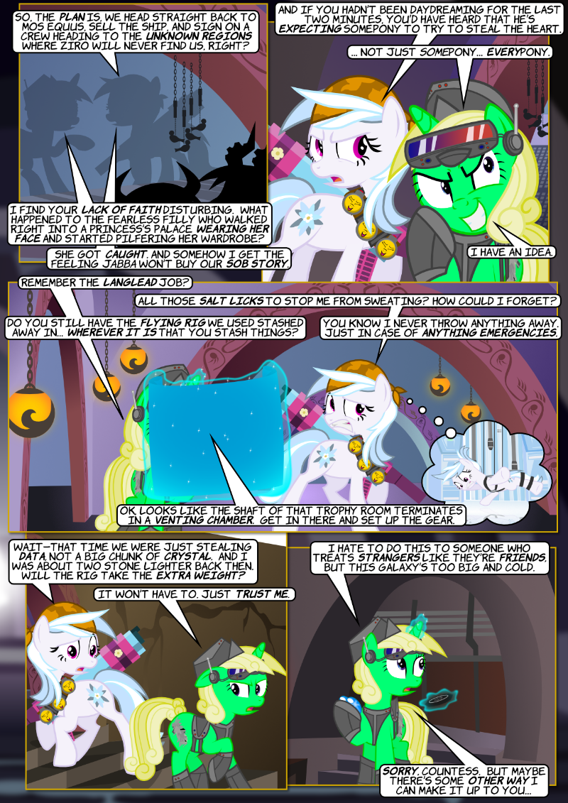 Page 16: Mission Improbable