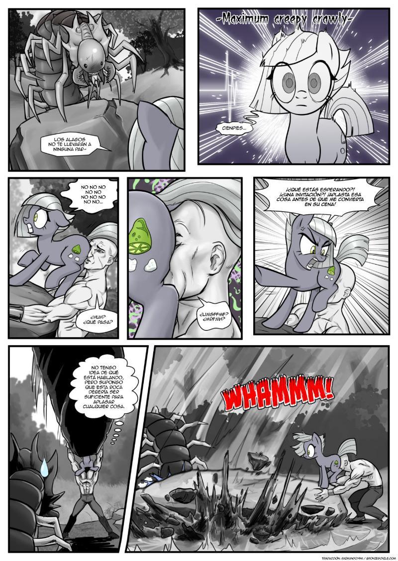 Anon's Pie Adventure canterlot comics - anon's pie adventure - chapter 4 / pages