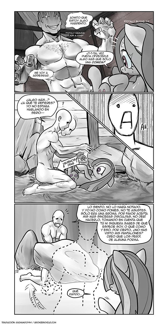 Anon's Pie Adventure anon's pie adventure - chapter 1 / pages 1 - 9 - canterlot